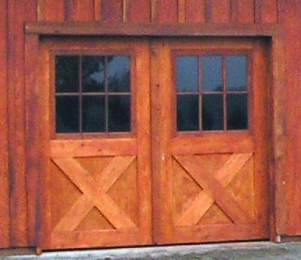 My New Website Barn Doors
